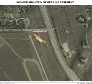 Scenic Preserve Trust withholds decision on Munger sewer easement