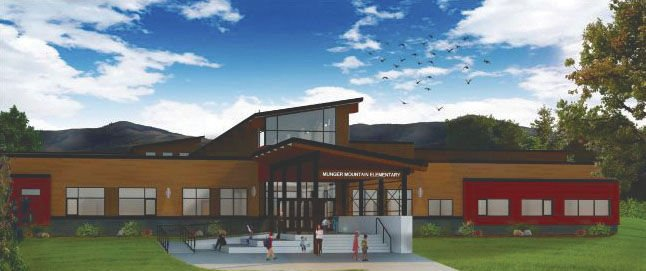 Munger Mountain Elementary School