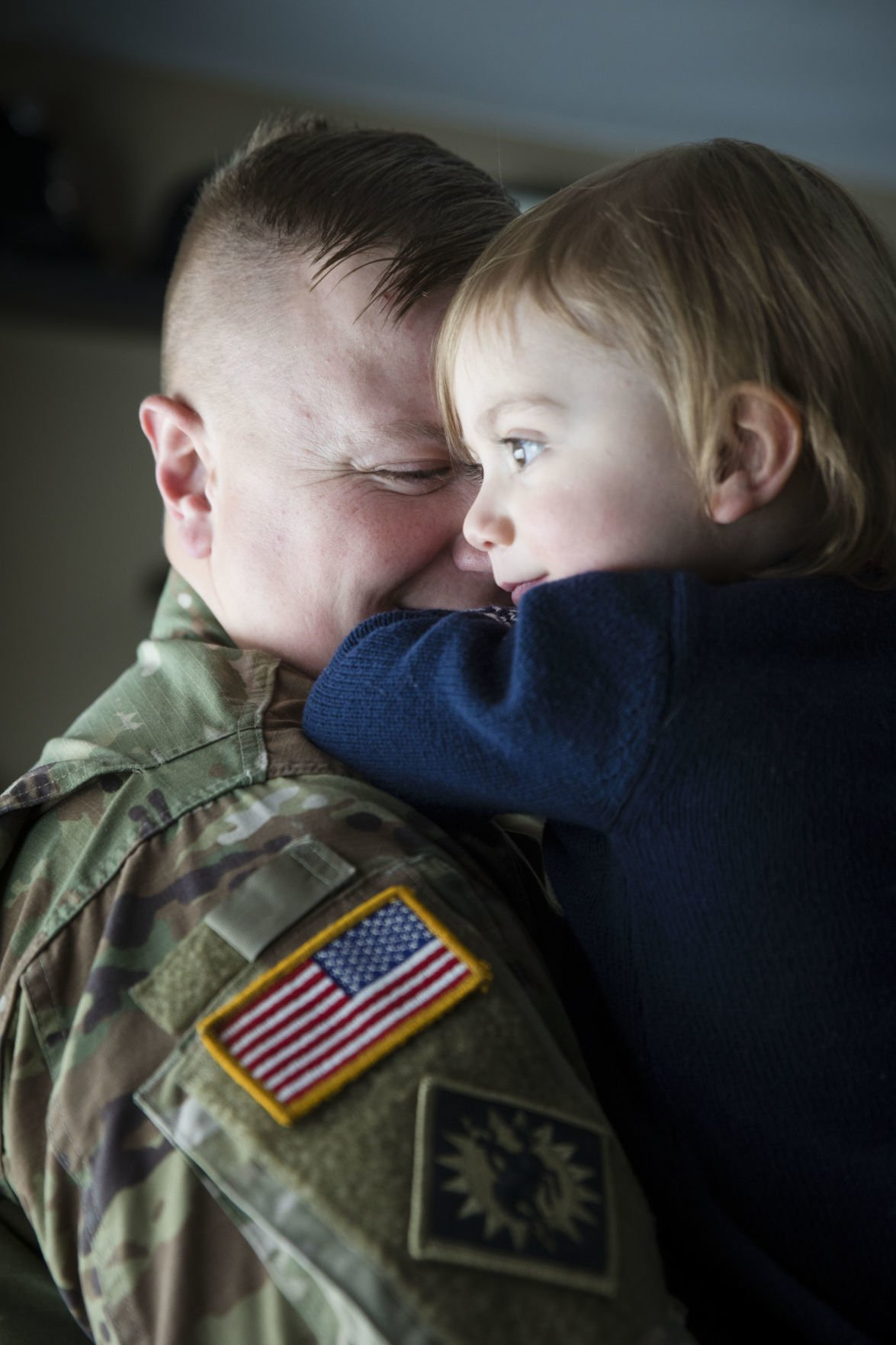Jackson soldier surprise homecoming