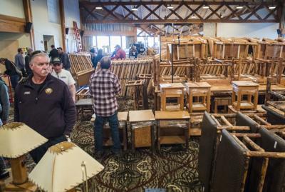 Snow King Resort liquidation sale