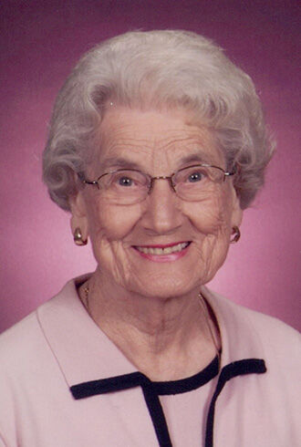 Sarah Evelyn Garland Moore