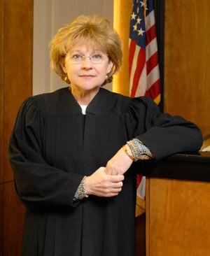Juvenile Court Judge Sharon Green