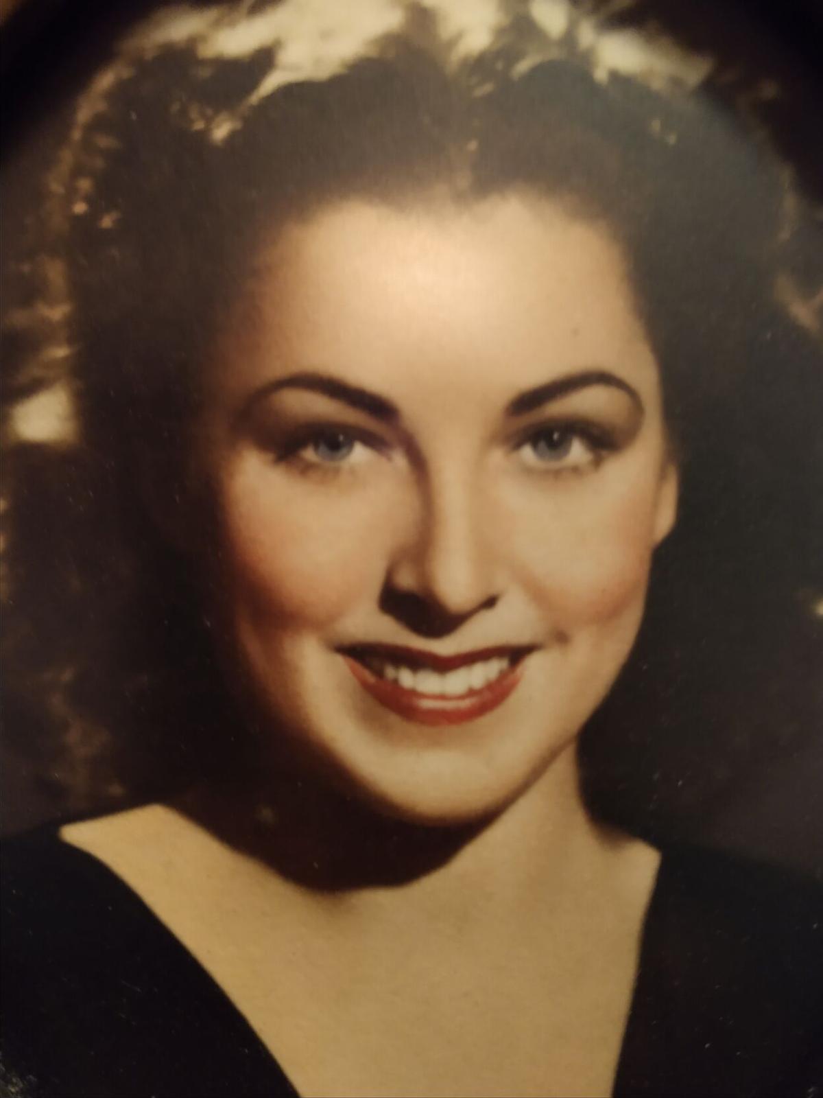 An earlier photo of Jean Nilsen