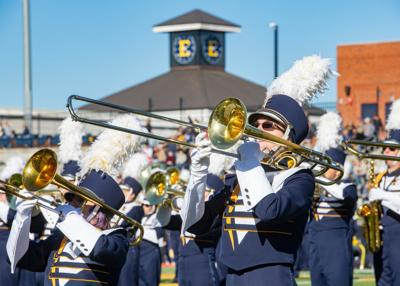ETSU Marching Bucs to launch Friday Concerts on the Plaza this week