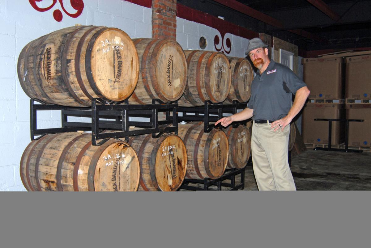 Gypsy Circus Cider Company opens as state's first craft cidery - VIDEO/PHOTOS