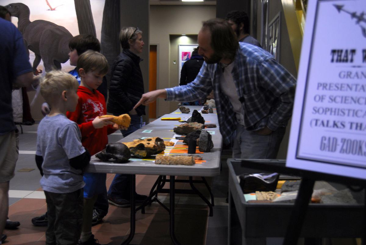 Gray fossil site presents annual Darwin Day in celebration of science