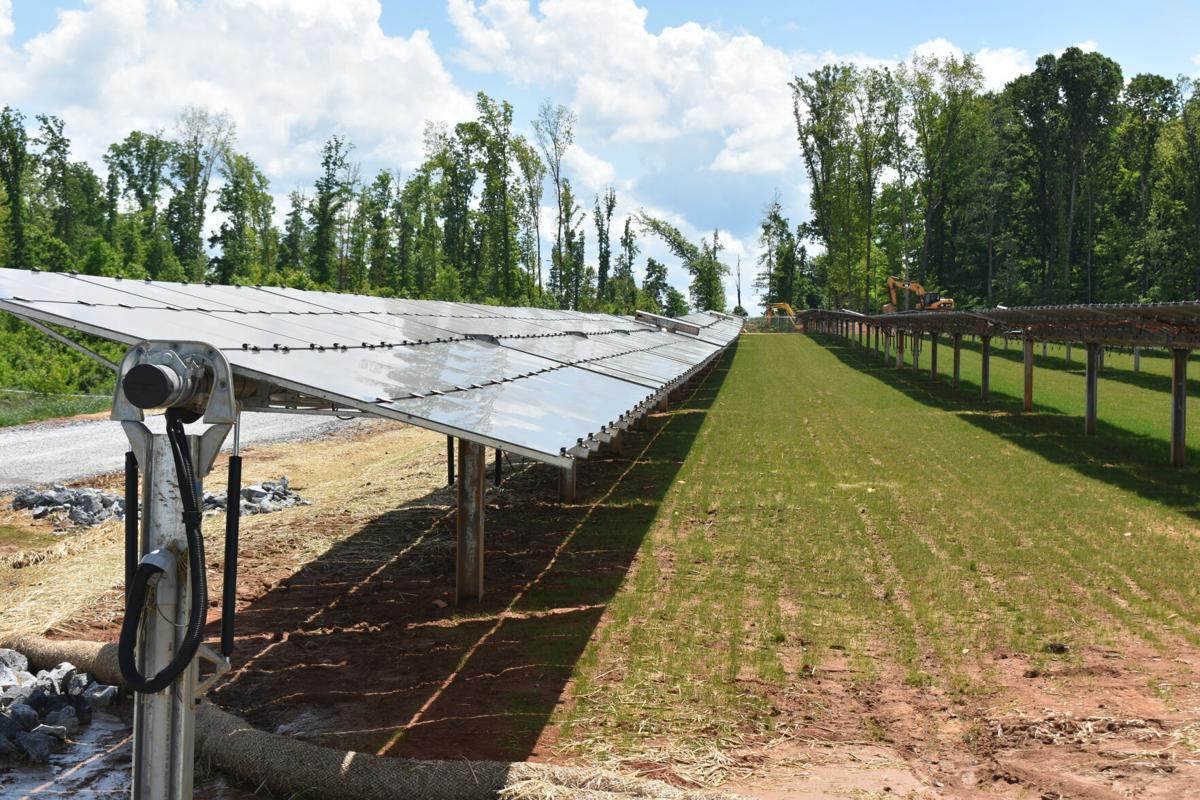 Telford solar farm