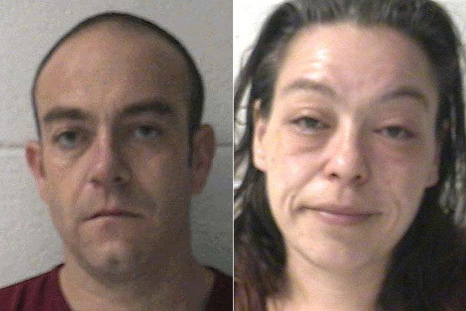 2 charged as deputy reports finding infant, meth in Fall Branch bedroom where shot was fired