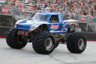 Monster Trucks, Super Trucks coming Saturday