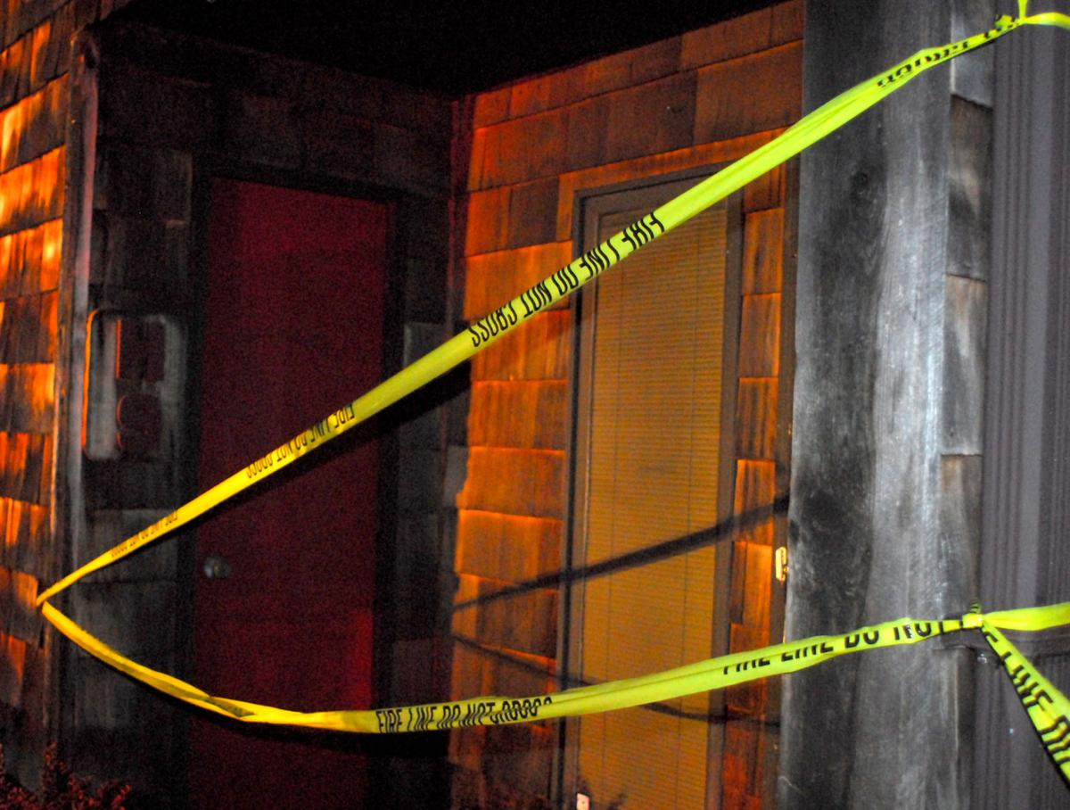One injured in North Johnson City fire
