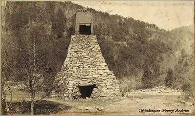 Embreeville furnace
