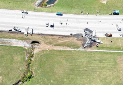 NTSB report provides more detail, photos of Dale Earnhardt Jr.'s plane crash
