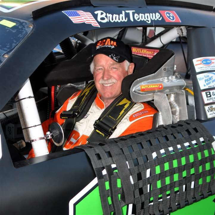 Johnson City 150 —Five questions with Brad Teague