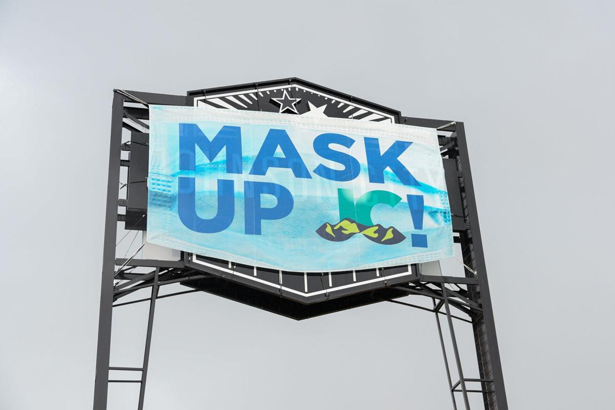 Mask Up JC