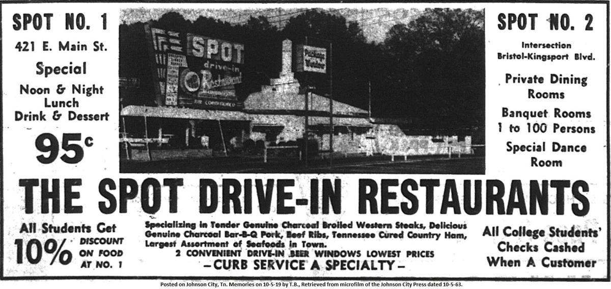 The Spot Restaurants