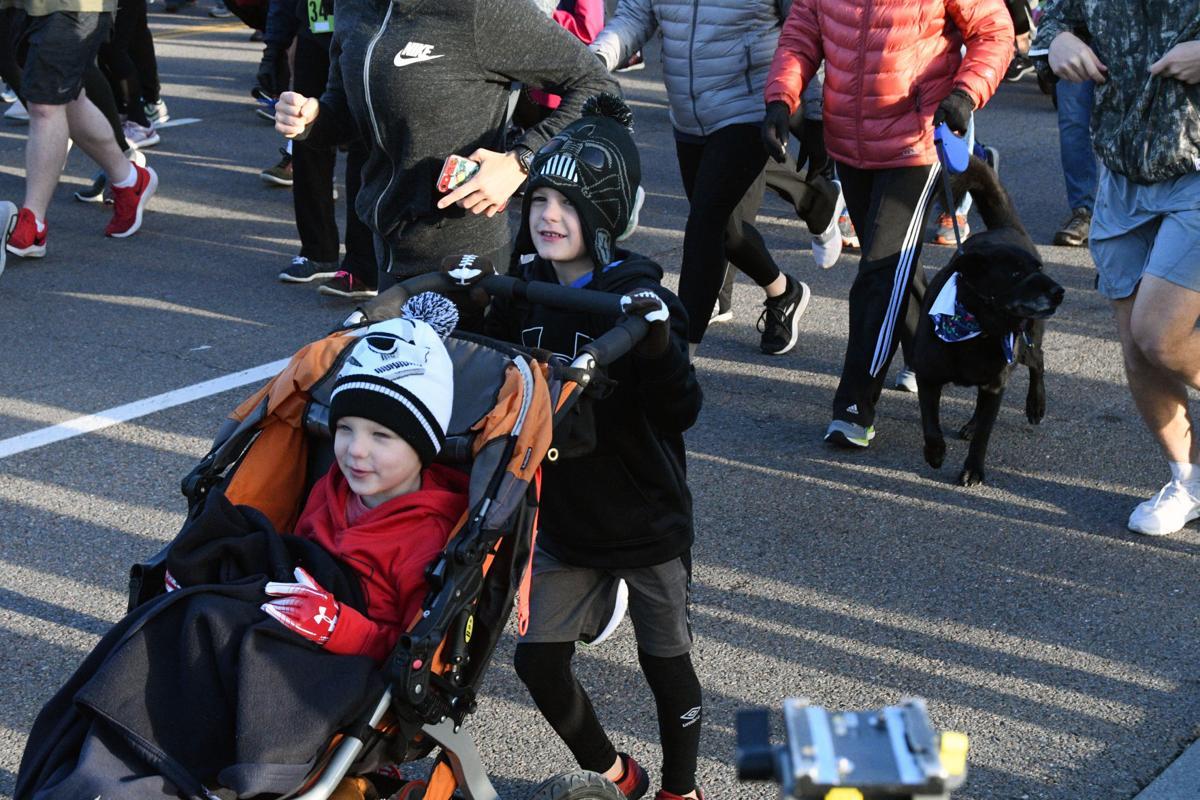 2016 Olympian falls just short at Johnson City's Turkey Trot