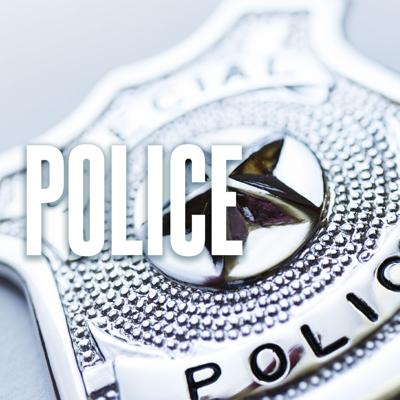 Police badge graphic 2020