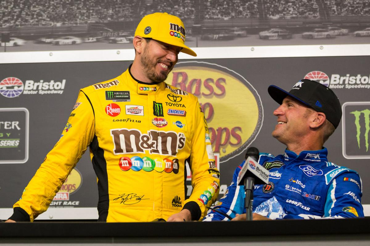 History favors Busch brothers in Bass Pro Shops NRA Night Race