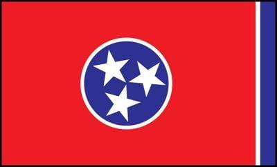 Tennessee flag logo