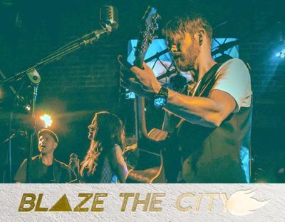 Blaze the City