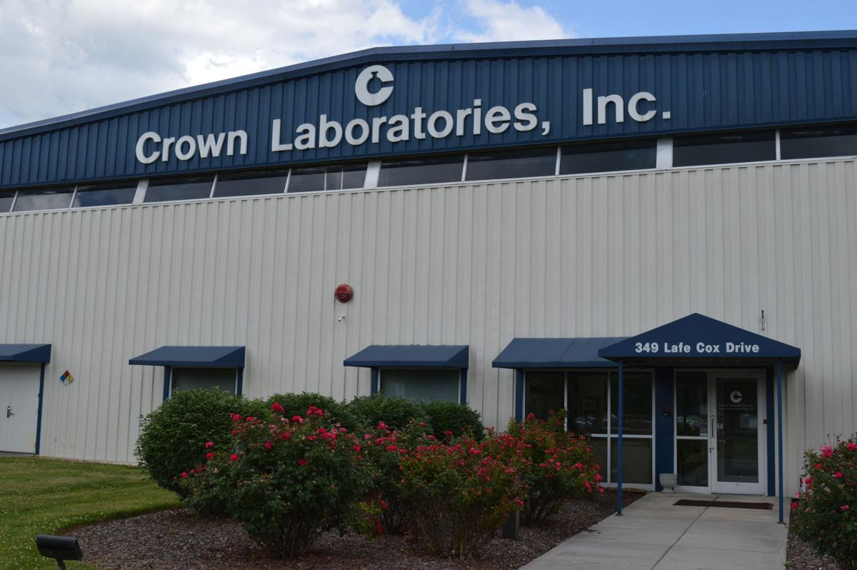 Recent Acquisitions Set Foundation For Growth At Crown Labs Business Johnsoncitypress Com