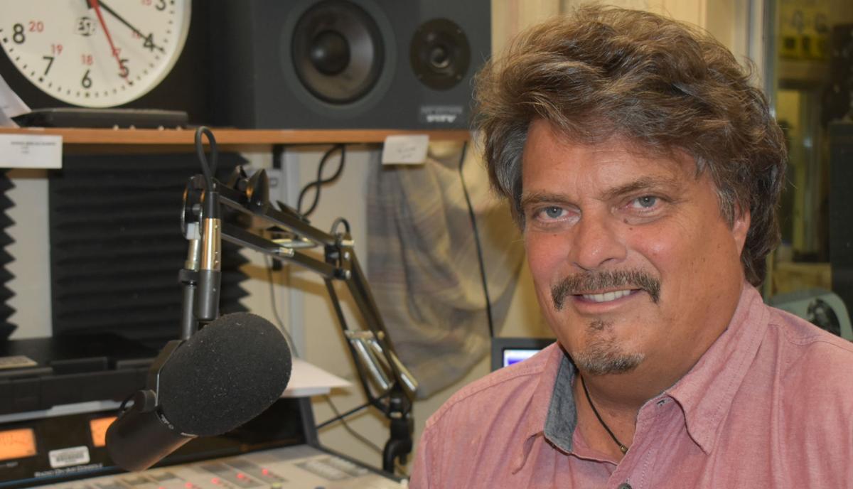 Wayne Winkler, director of WETS-FM