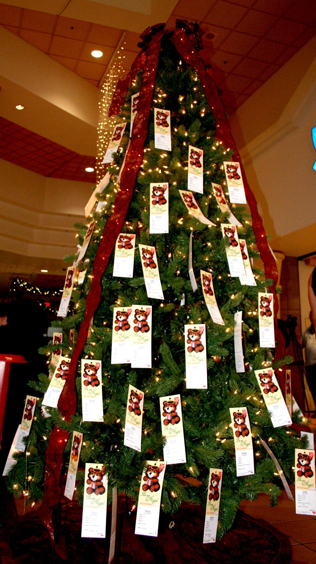 Salvation Army kicks off Angel Tree shopping season across the Tri