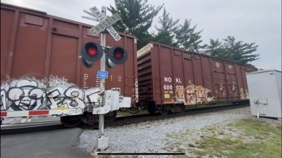 Norfolk Southern train