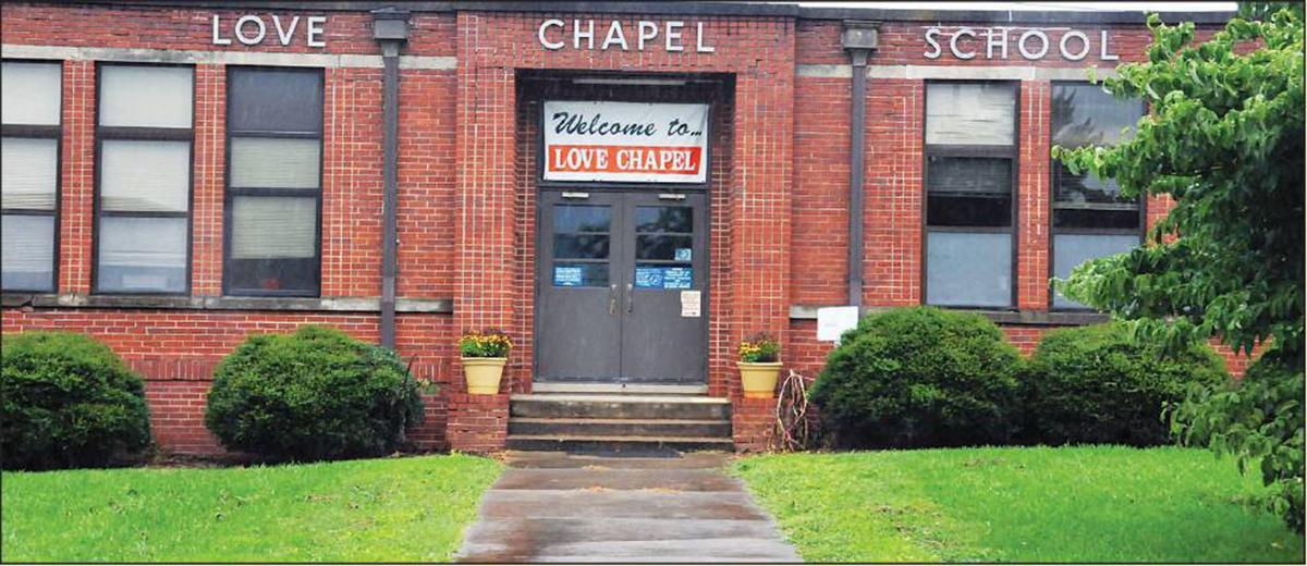 Out of the hole - Unicoi County schools may change shape