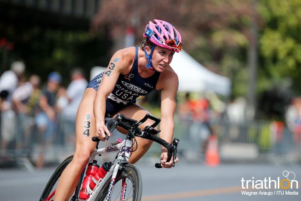 Sophie Watts triathlon