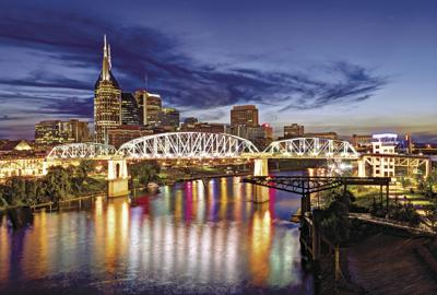 Nashville Area Leads Tennessee In Population Growth State Johnsoncitypress Com
