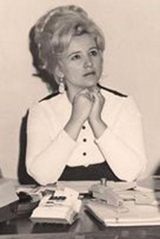 Beverly Ann Lee