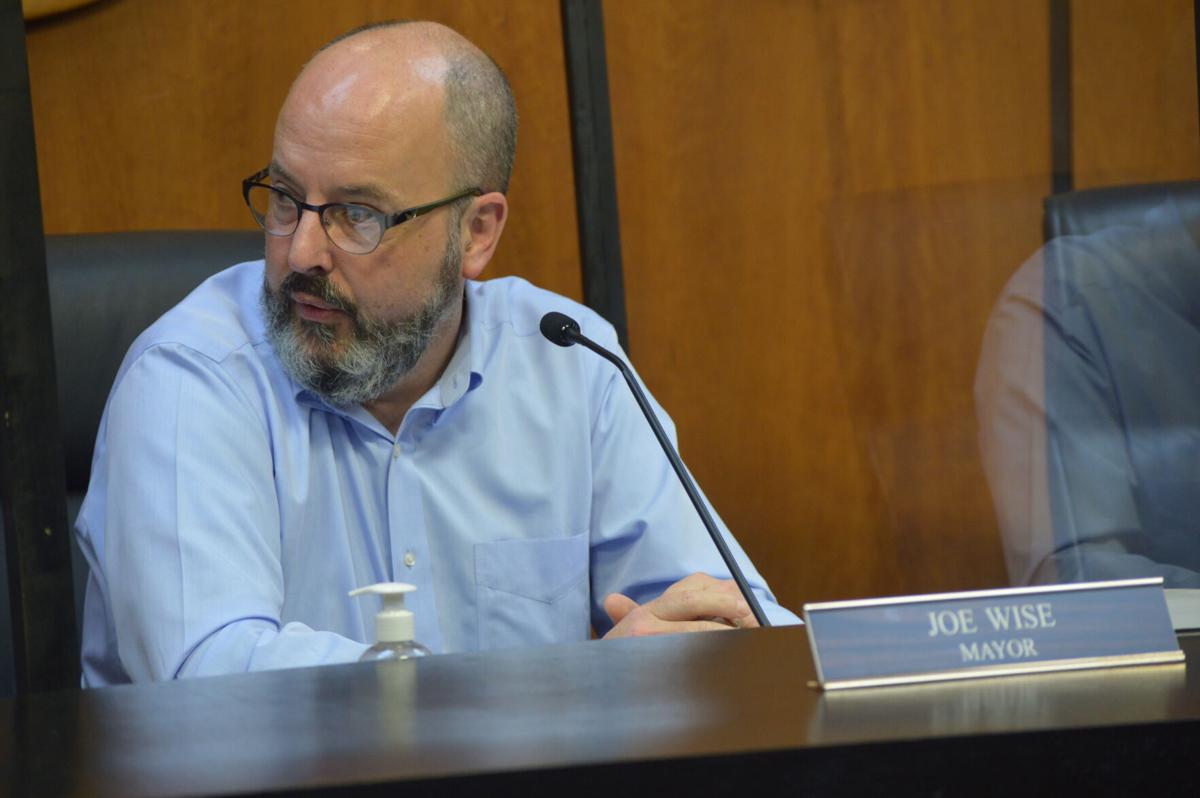 Mayor Joe Wise