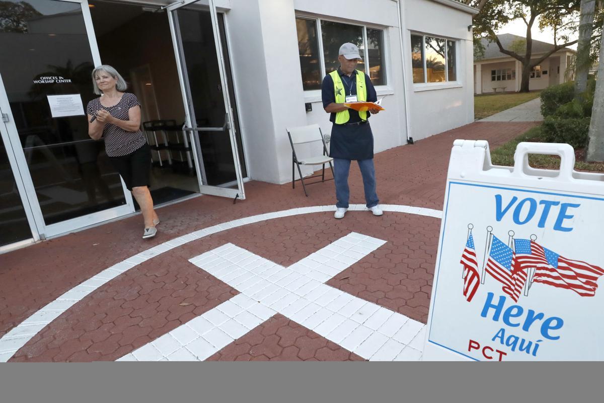 Ohio scraps Democratic primary, Florida workers a no-show