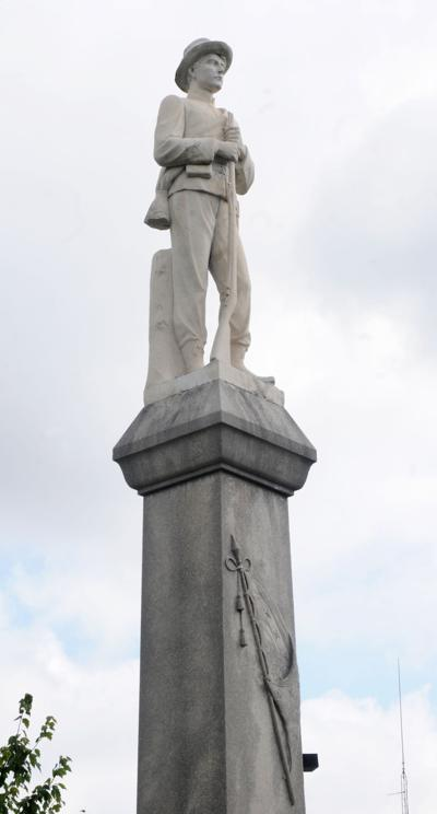 Should Confederate monuments stay?