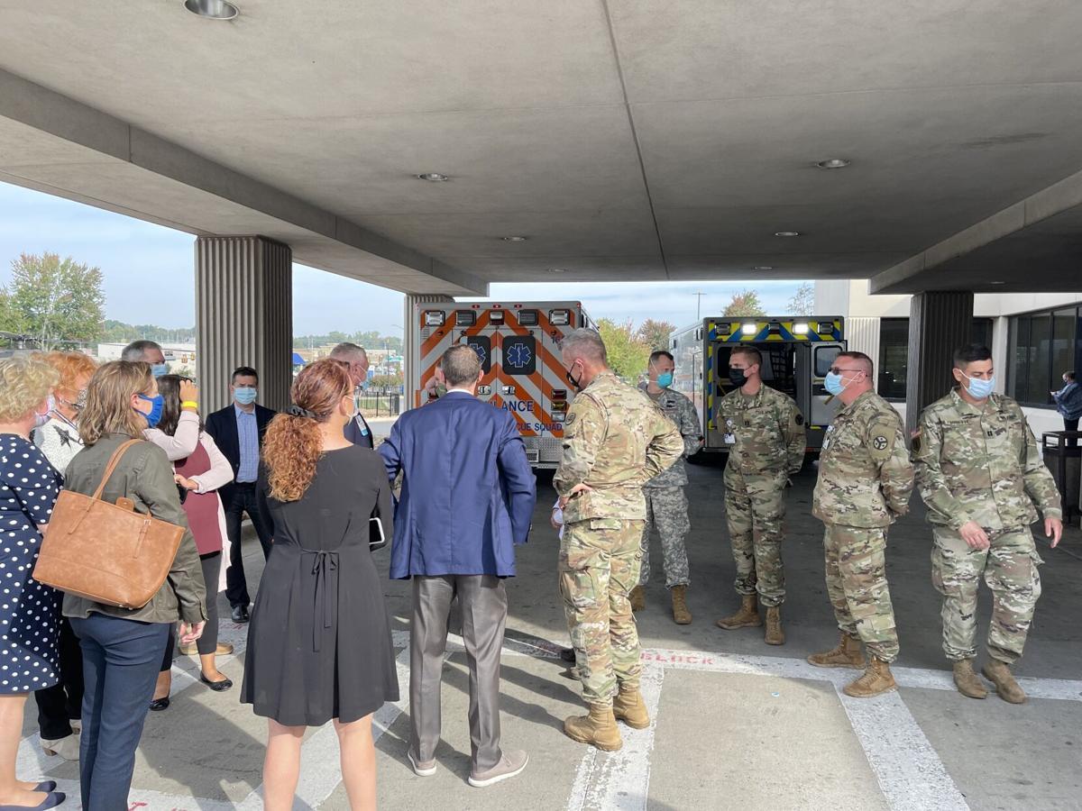 National Guard Visits Ballad - 09/30
