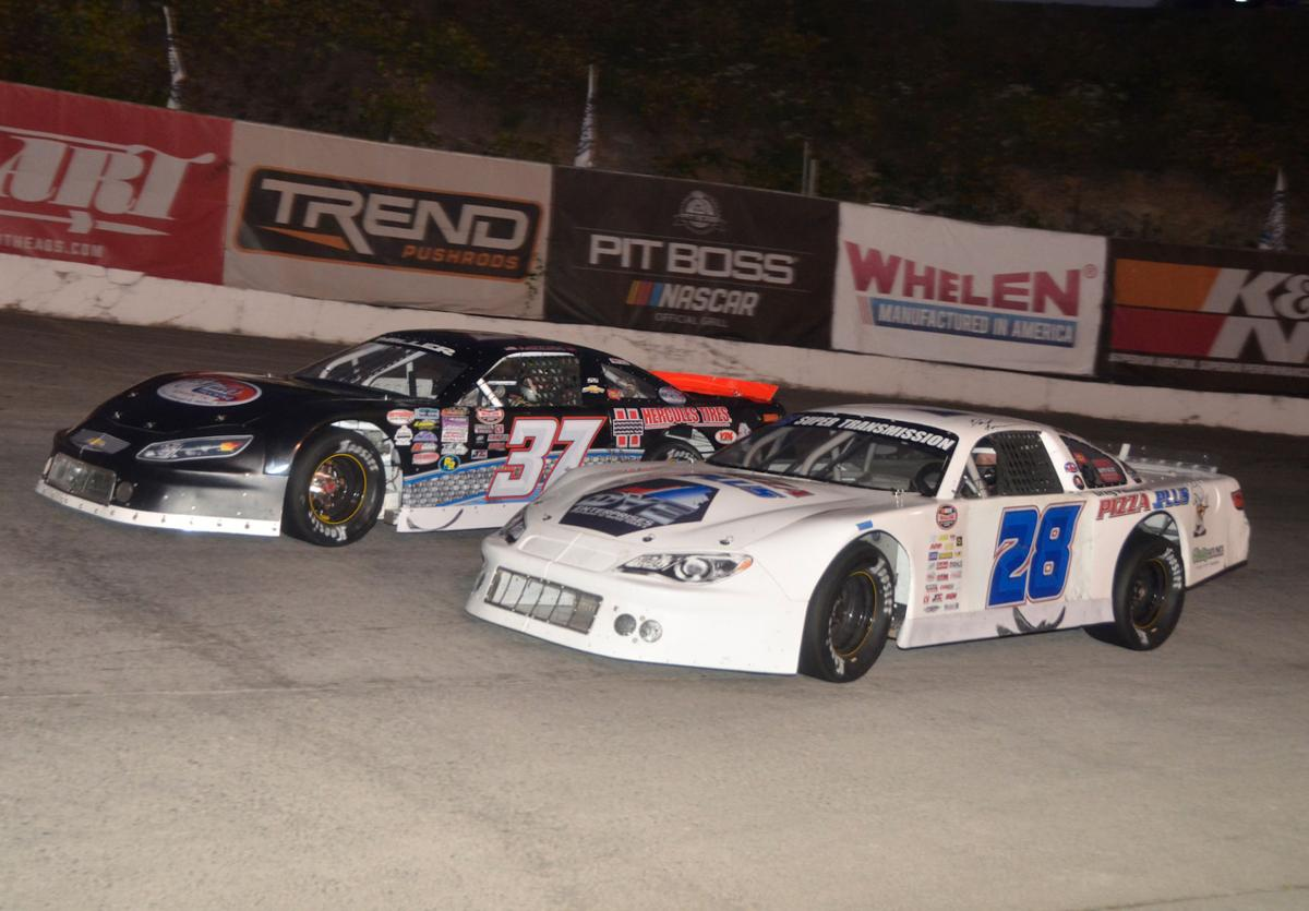 Lane powers to win in Kingsport Speedway finale