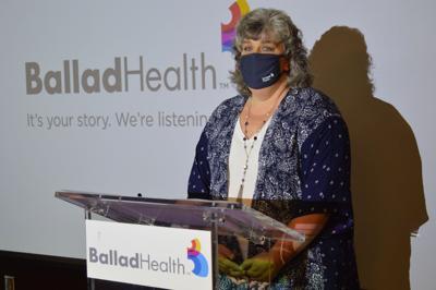 Ballad Health Press Conference