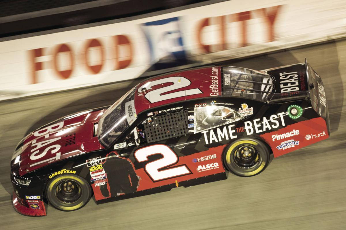 Reddick overcomes obstacles to win Food City 300