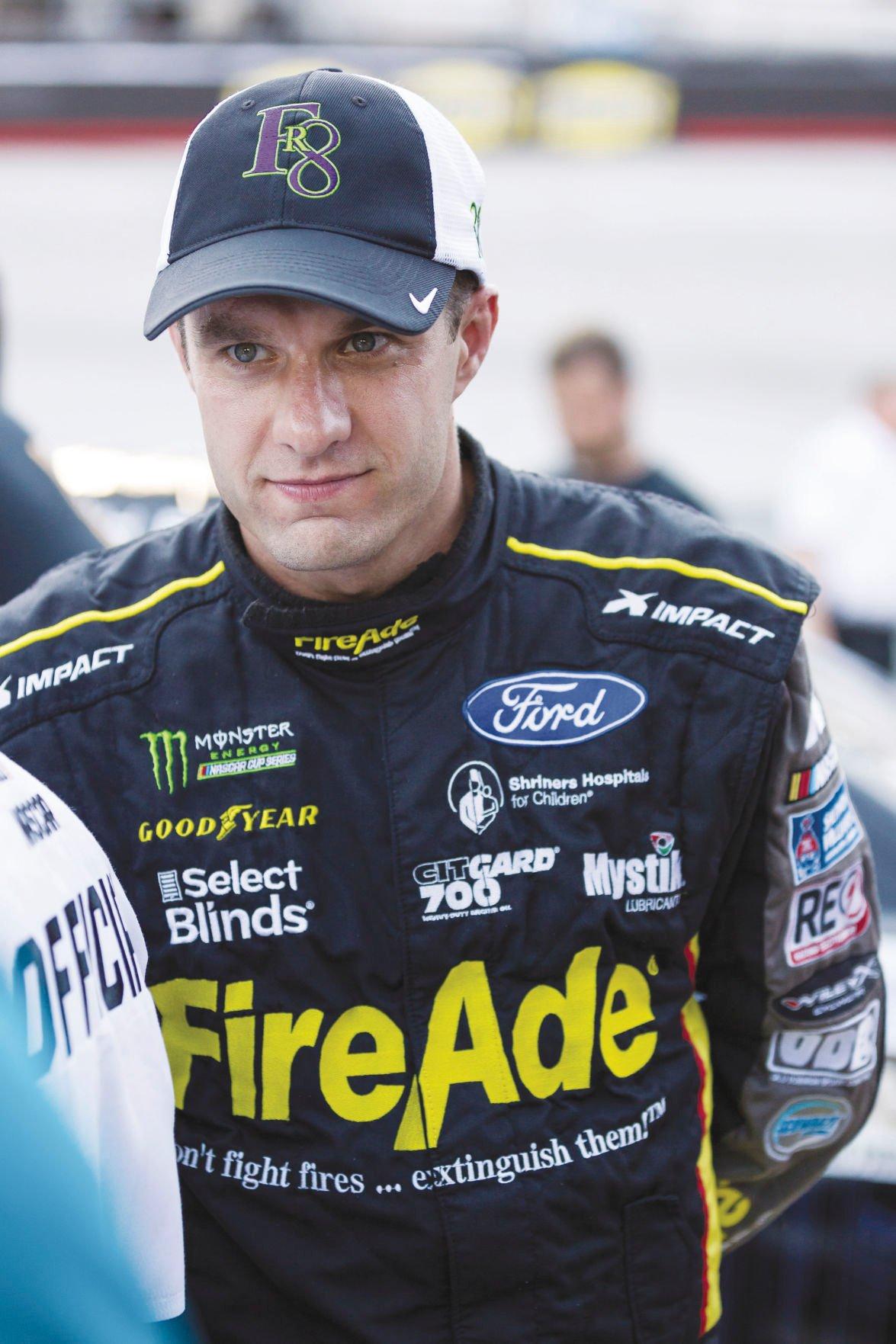 Ragan puts family ahead of racing career