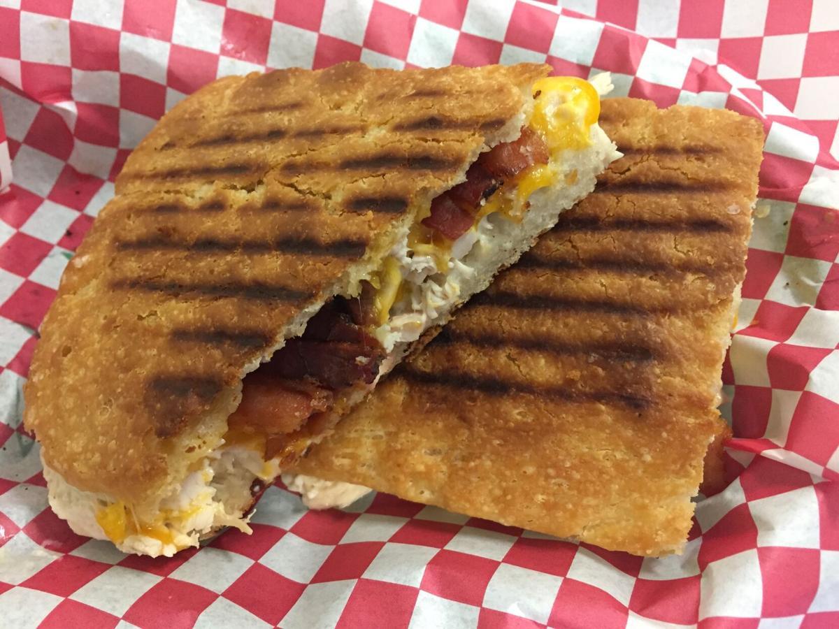 Mona Lisa chicken bacon ranch ciabatta.JPG