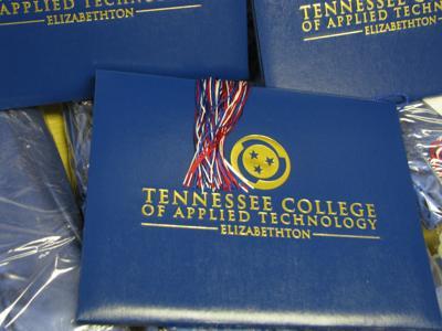 TCAT diploma cover