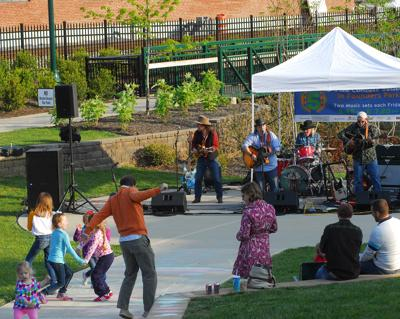 Music in the Tri-Cities: Summer Concert Series