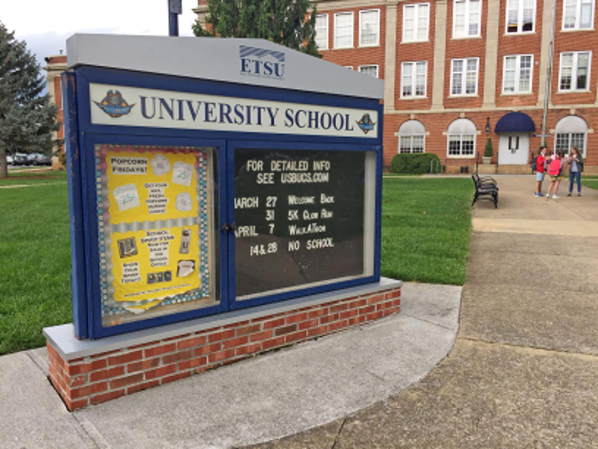 University School plans for July 20 opening