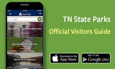 Tennessee State Park Official Visitdors Guide