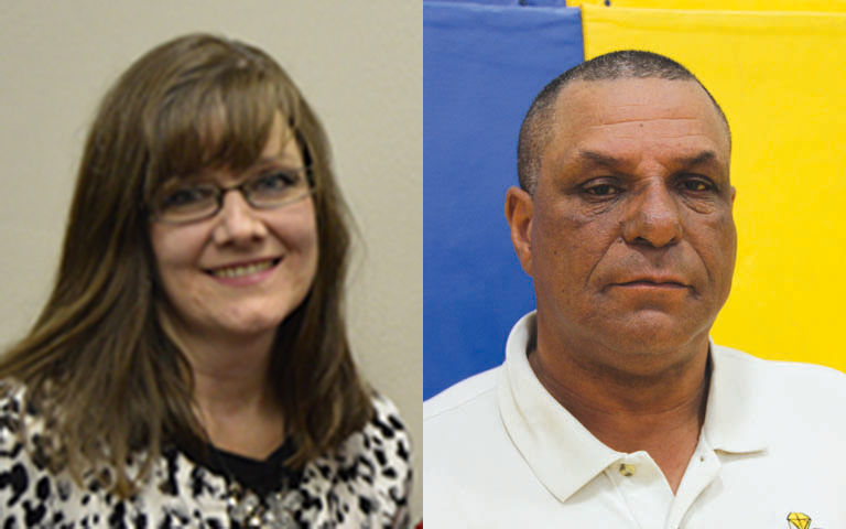 School board elections inch closer, two candidates face off for unexpired term