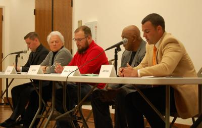 Johnson City Commission candidates sound off on local issues during Press forum