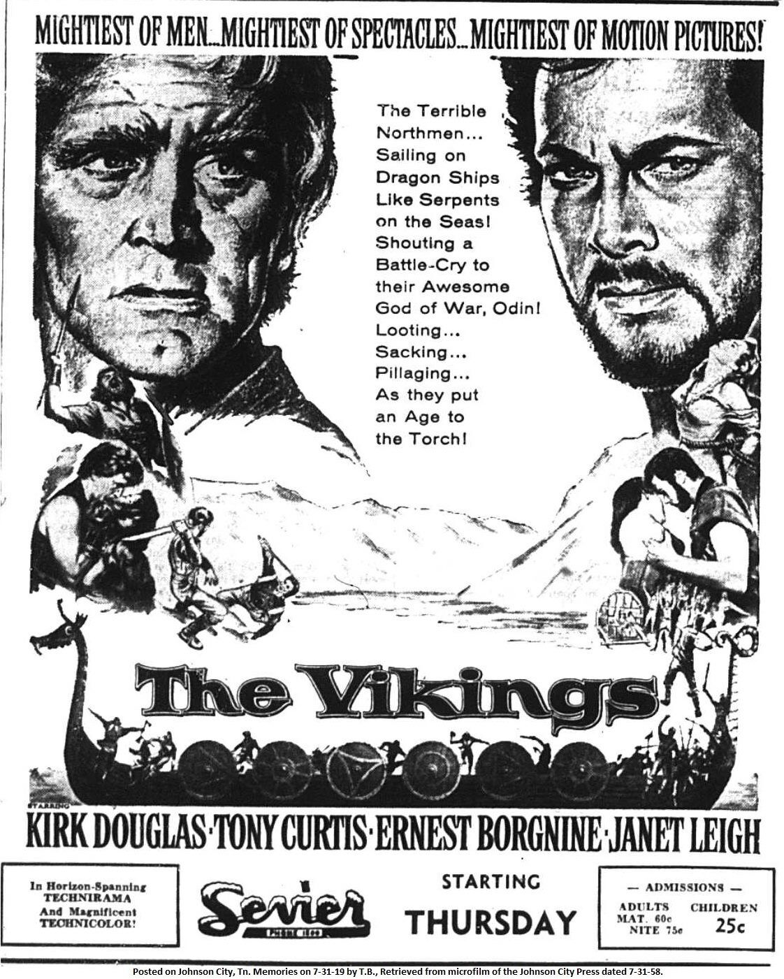 """The Vikings"""