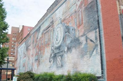 Johnson City asked to ease location requirements for downtown murals