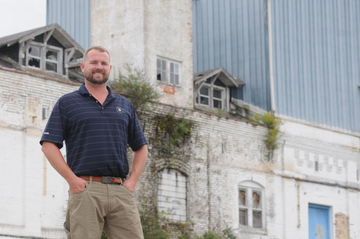 Developer making old new again in downtown Johnson City